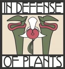 In Defense of Plants logo