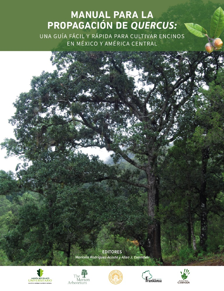 Quercus Propagation Manual