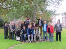 Group at Trompenburg